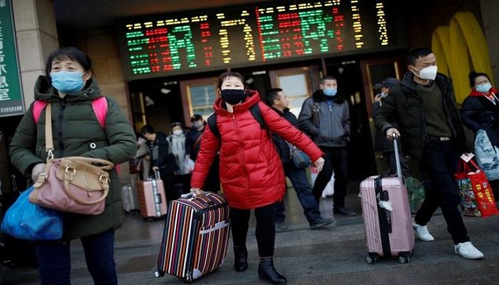 بريطانيا تسحب بعض موظفيها من سفارتها وقنصلياتها في الصين بسبب كورونا