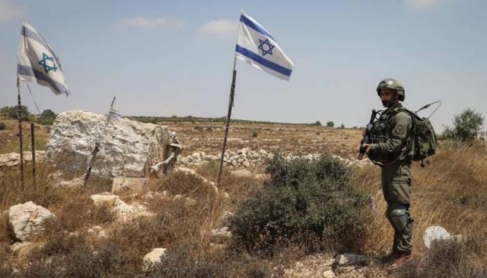الاحتلال يخطر بالاستيلاء على عشرات الدونمات الزراعية غرب بيت لحم