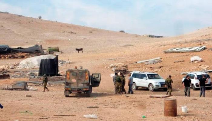 الأغوار: الاحتلال يفرض غرامات مالية على ناشط حقوقي ومواطن لاسترداد مركبتيهما