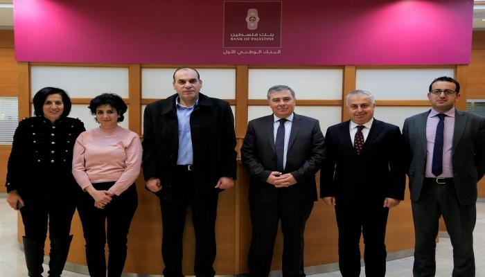 بنك فلسطين يوقع اتفاقية لرعاية ماراثون فلسطين الدولي 2020
