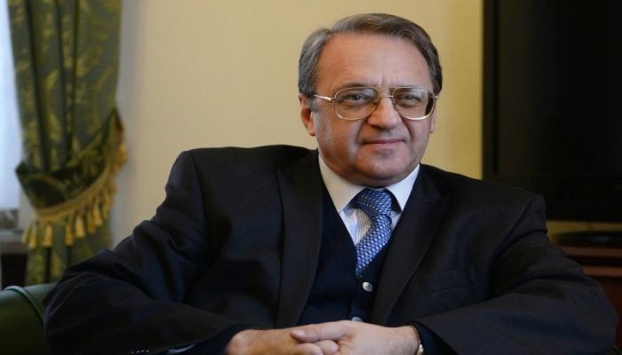 نائب وزير الخارجية الروسي يلتقي قادة بحماس في قطر