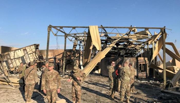 البنتاغون: عدد الجنود الأميركيين الذين أصيبوا بارتجاجات دماغية ارتفع إلى 110