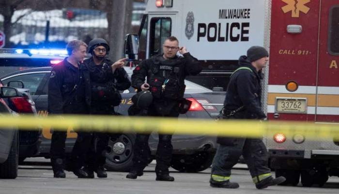 مقتل ستة بينهم المسلح في إطلاق نار بولاية ويسكونسن الأمريكية