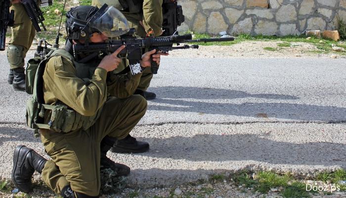استشهاد طفل برصاص الاحتلال في مدينة نابلس