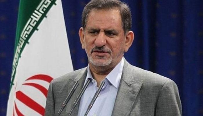 إصابة نائب الرئيس إسحاق جهانغيري ووزيري السياحة والصناعة بكورونا في إيران
