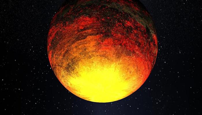علماء يكتشفون كوكبا تهطل عليه أمطار من معادن سائلة