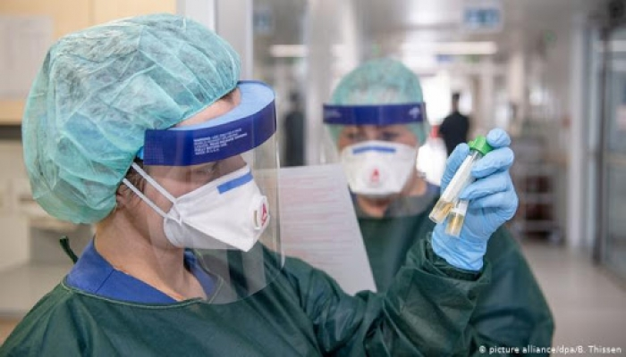 تسجيل إصابتين بفيروس كورونا في صفوف الجالية الفلسطينية في اليونان