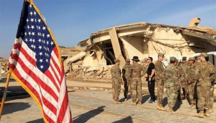 الولايات المتحدة تقرر الانسحاب من 3 قواعد رئيسة لها في العراق