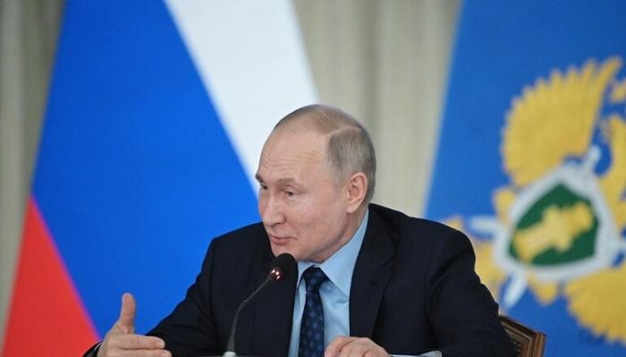 بوتين: لدينا كل ما يلزم لانتاج لقاح كورونا والوضع في روسيا تحت السيطرة