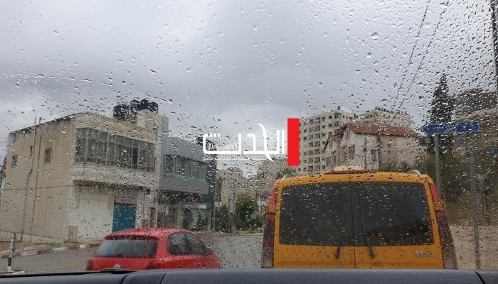الطقس: أمطار غزيرة وأجواء شديدة البرودة حتى الأحد