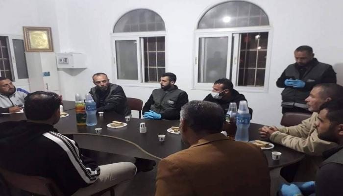 الأمن الوقائي يستدعي مقاولين يعملون في اسرائيل والمستوطنات