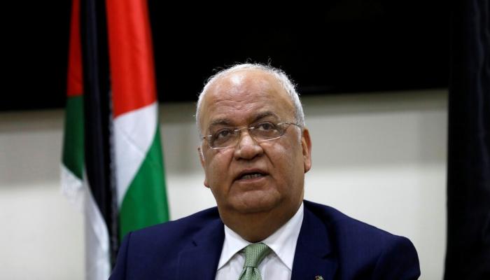 عريقات: الفلسطينييون يقاومون كورونا بامكانيات محدودة والاسرائيليون يواصلون ارتكاب الجرائم بحقهم