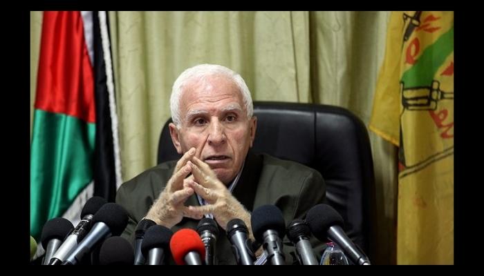 الأحمد: جاهزون للذهاب إلى غزة