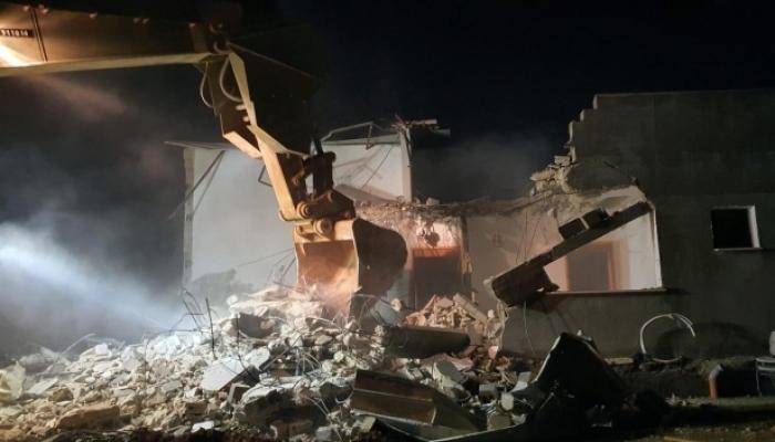 حماس: هدم منازل الأسرى فعل إرهابي وسلوك عصابات