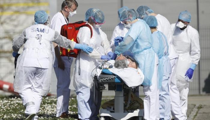 نحو 43 ألف وفاة و860 ألف إصابة بفيروس