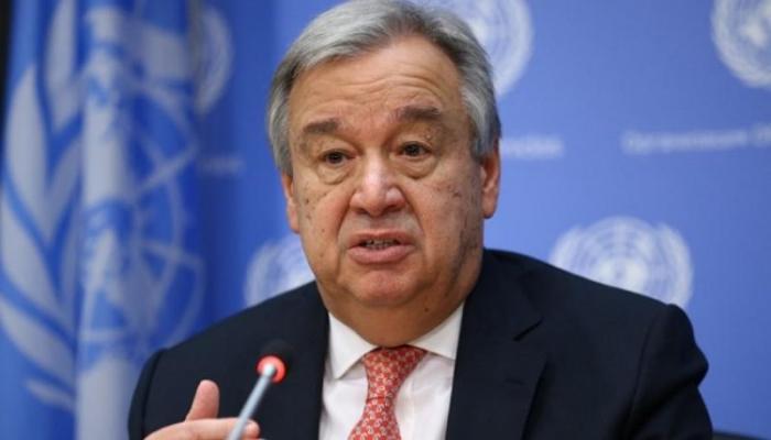 الأمين العام للأمم المتحدة يطالب الاحتلال باحترام حقوق المعتقلين الفلسطينيين