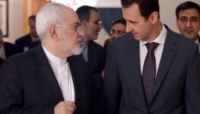 ظريف يزور دمشق غدا ويلتقي الأسد
