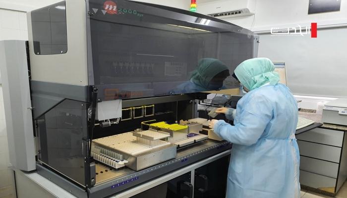 وزارة الصحة: 5 إصابات جديدة بفيروس كورونا ترفع إجمالي الإصابات إلى 466