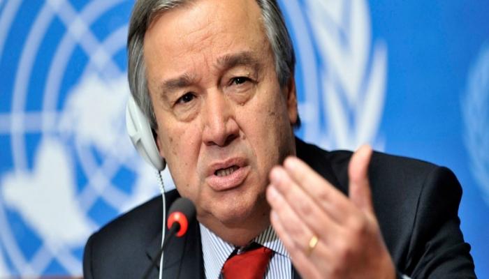 غوتيريش: جائحة كورونا تقترب من التحول لأزمة حقوق إنسان