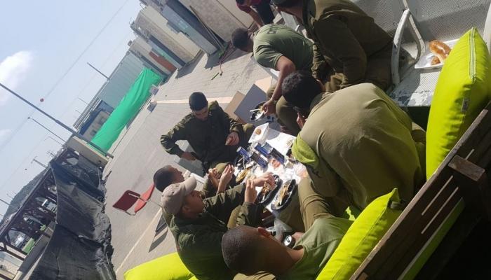 الاحتلال يعزل كتيبة