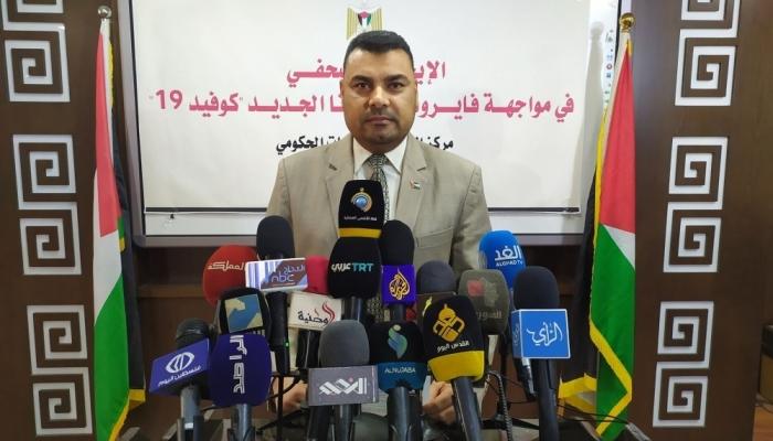 صحة غزة : لا اصابات جديدة ونحذر من نفاد عينات فحص كورونا خلال أيام