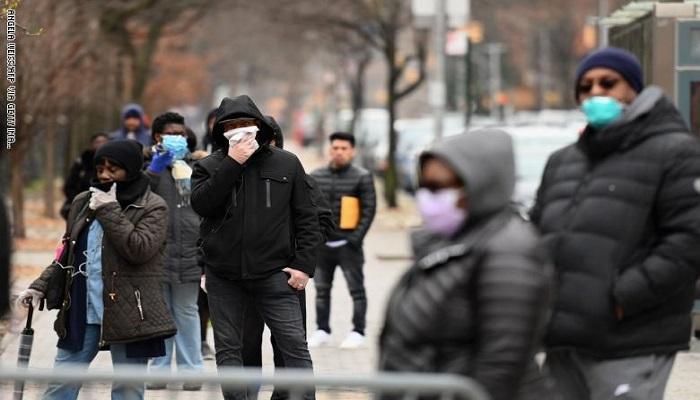 نيويورك الأولى عالميا من حيث عدد الإصابات بفيروس كورونا