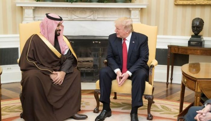 هل فقد ترامب الصبر أخيراً مع السعوديين؟
