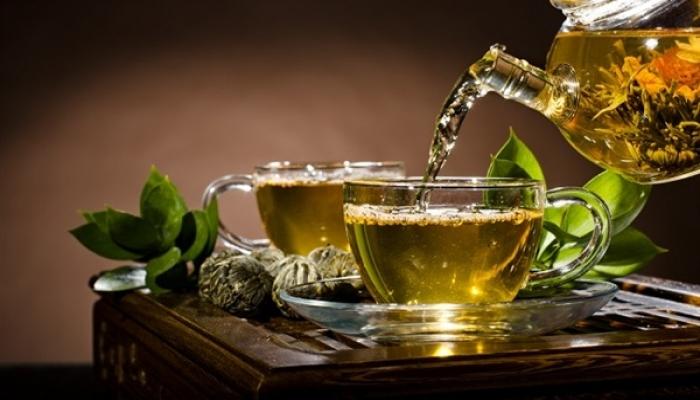 الشاي الأخضر يمكن