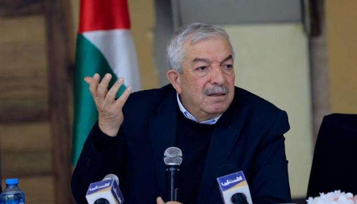العالول يكشف الملفات التي ستبحثها القيادة الليلة برئاسة الرئيس عباس