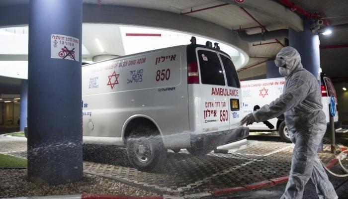 الصحة الإسرائيلية: