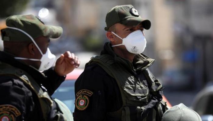 قوات الأمن الفلسطينية