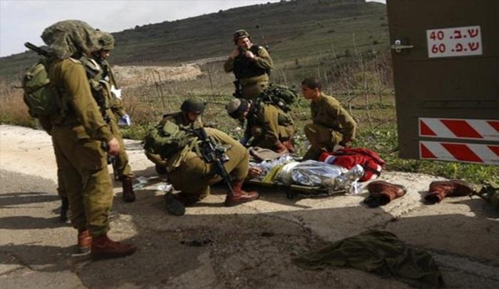 نيران صديقة.. إصابة ضابط من جيش الاحتلال بجروح خطيرة