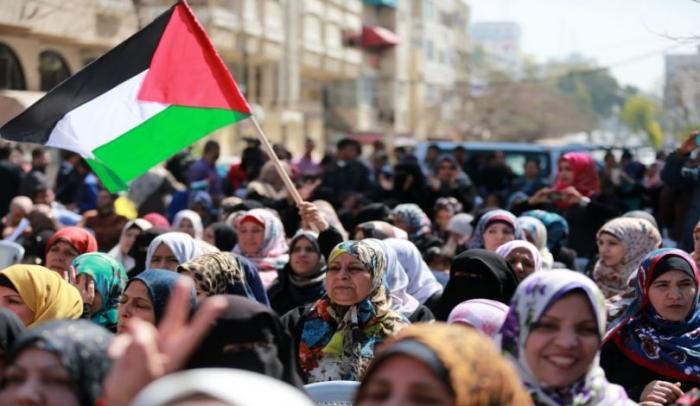 النساء الفلسطينيات…