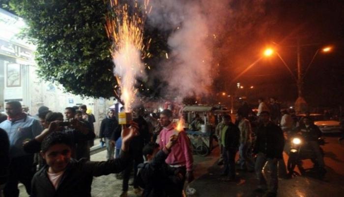 الاحتلال يعتقل 38 مقدسيًا بسبب احتفالات