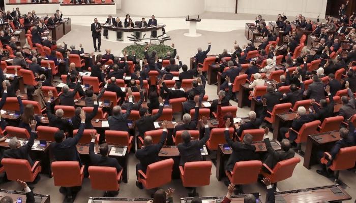 البرلمان التركي يصادق