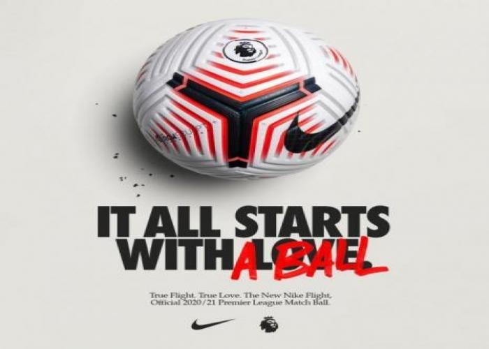 الكشف عن كرة الدوري الإنجليزي للموسم الجديد