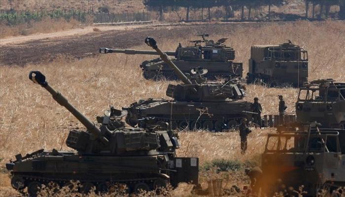أكبر حشد لقوات الإحتلال على الحدود مع لبنان منذ حرب لبنان الثانية