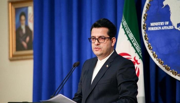 إيران توجه رسالة بشأن شعارها في الشرق الأوسط و