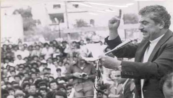 26 عاماً على رحيل توفيق زيّاد