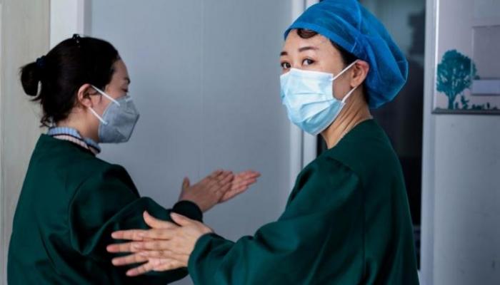 الصين تسجل  حالات إصابة جديدة بكورونا