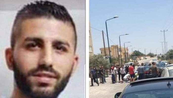 مقتل فلسطيني وابنه