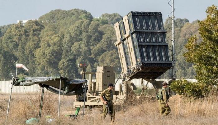 تعزيز نشر القبة الحديدية في جنوب فلسطين المحتلة