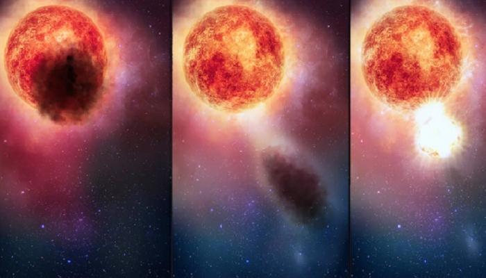 نجم ظن الفلكيون أنه