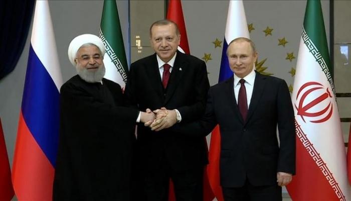 بيان مشترك روسي تركي