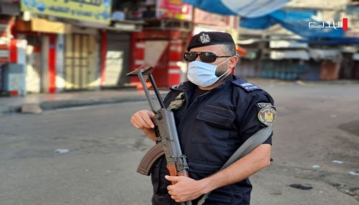 غزة : تمديد حظر التجوال في القطاع لمدة 72 ساعة قابلة للتجديد
