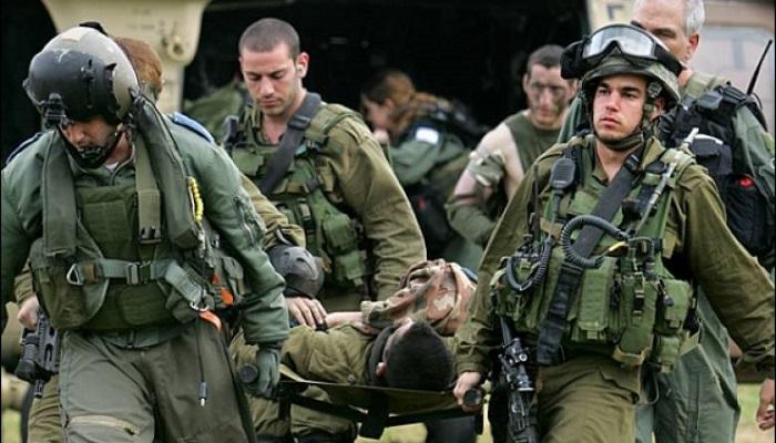 إصابة جندي من جيش الاحتلال قرب مستوطنة يتسهار