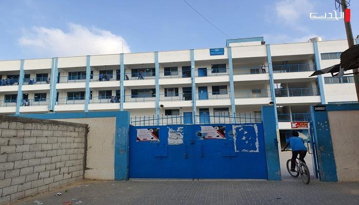 بدء العام الدراسي في غزة ضمن إجراءات وقائية (صور)