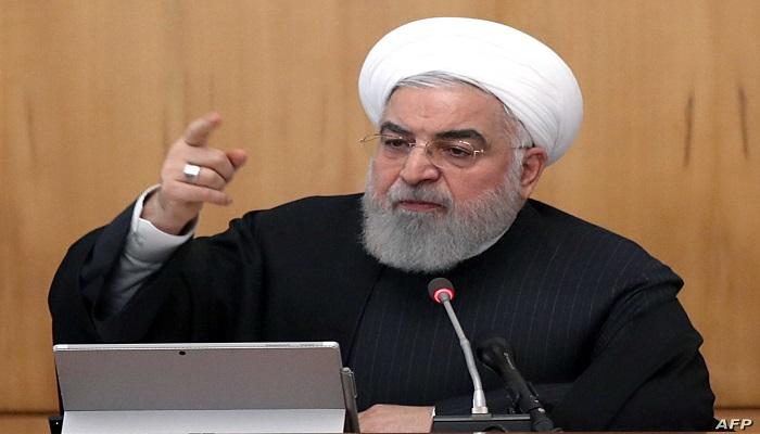 روحاني: الإمارات والبحرين تسعيان إلى منح إسرائيل قواعد في المنطقة وعليهما تحمل العواقب