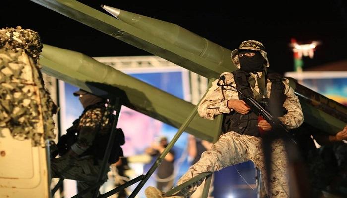 قناة عبرية: حركة الجهاد الإسلامي مسؤولة عن إطلاق الصواريخ
