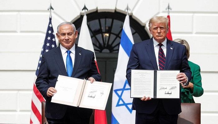 النص الكامل لمعاهدة السلام بين الإمارات وإسرائيل التي وقعت في البيت الأبيض